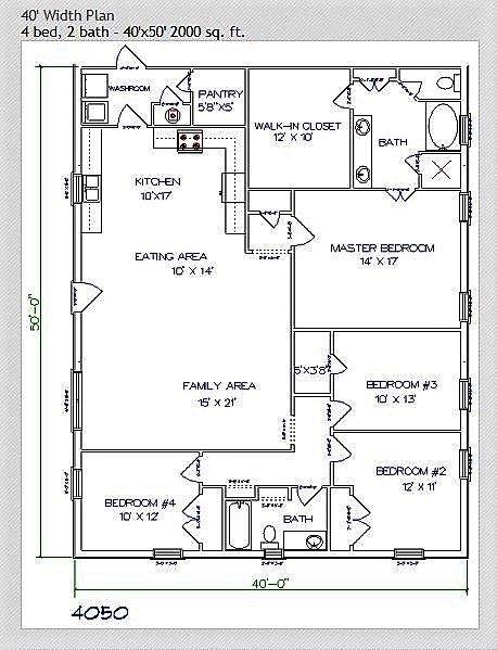 Floor Plans Texas Barndominiums